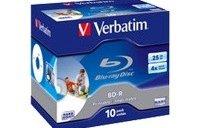 25GB tomdisker som dette i Blu-ray-formatet koster rundt 70 kroner stykket. Det gjør dem uøkonomiske i forhold til harddisker.