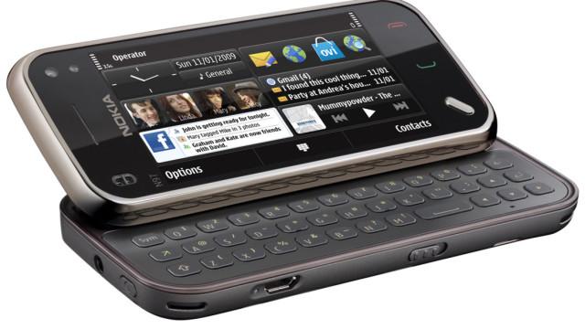 N97 Mini er blant telefonene som hadde trengt et bedre grensesnitt.
