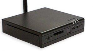 Portwell WEBS-1010 koster 3000 kroner, men bruker svært lite strøm og kan vise full HD.