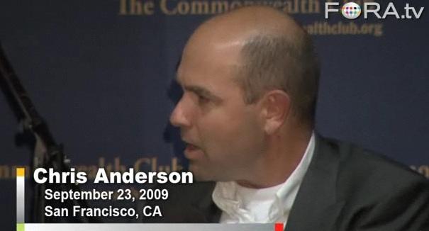 Wired-redaktør Chris Anderson er ikke i tvil om at Microsoft har tjent mye på piratkopiering.