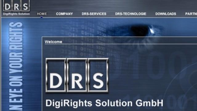 Det tyske selskapet DRS tjener penger på å jakte pirater for underholdningsbransjen.