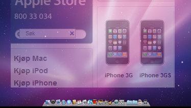 Slik kan det se ut på skjermen din om Apple får patentet sitt.