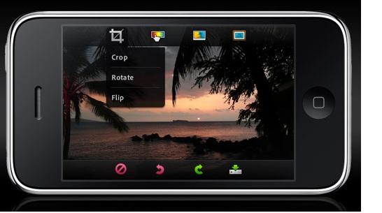 photoshop iphone