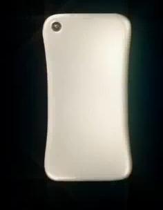 Det er ikke tvil om hvilken mobil Verizon og Motorola sikter til med dette bildet.