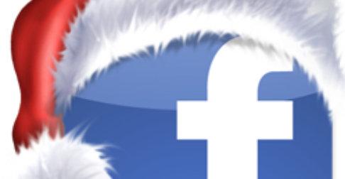Det blir ingen jul uten Facebook, mener 350 millioner brukere der ute. Til sammen postet de 13 milliarder oppdateringer i året som snart er gått.
