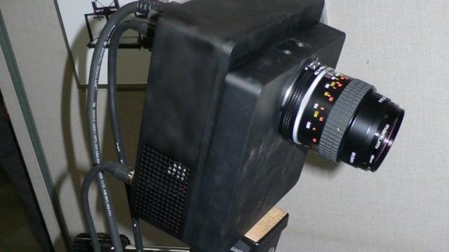 Dette kameraet kan oppfatte farger på samme måte som øyet ditt.