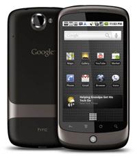 Nexus One har 3G-problemer i statene.