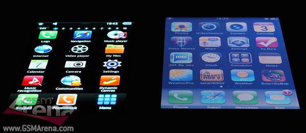 Dette <i>kan</i> være Samsungs nye skjerm.