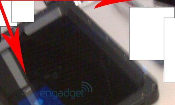 Dette er ifølge Engadget beviset på at mobilen de fant i en bar i San Jose er en ekte iPhone 4G.