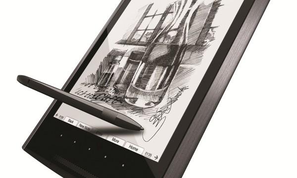 Eee <i>Tablet</i> er ikke en iPad-konkurrent, men en slags avansert notatblokk med svært nøyaktig skjerm.