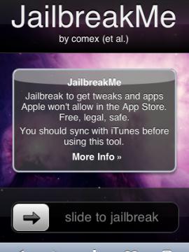 Et sikkerhetshull i måten iOS behandler pdf-filer åpnet for en svært enkel jailbreak med nettleseren Safari i iOS.