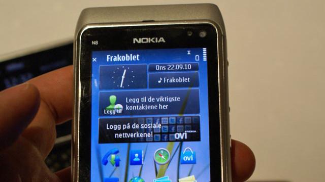 N8 vil koste deg 4499 kroner uten abonnement, og 1299 med Telenor-abonnement.