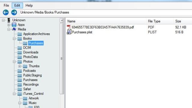 Med iPhone Explorer har du full kontroll over filene på din iPhone eller iPad - også filer du har kjøpt.<p>
