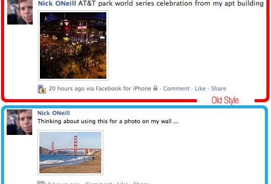 Mange reagerte på Facebooks overraskende font-endring i går. Her er et før og etter-bilde.