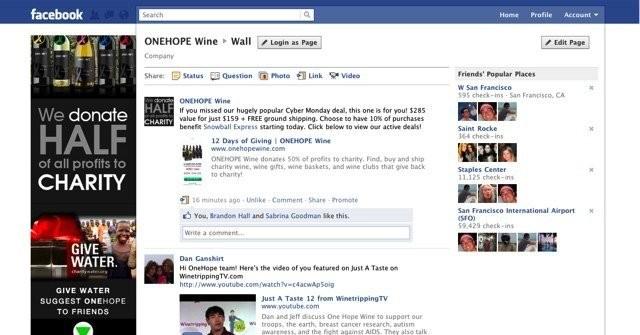 Dette er nye Facebook Pages.