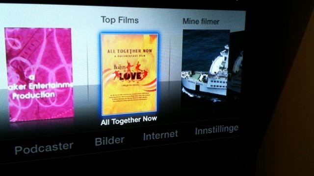 Plutselig var mer enn bare trailere tilgengelig på den norske Apple TV-boksen.