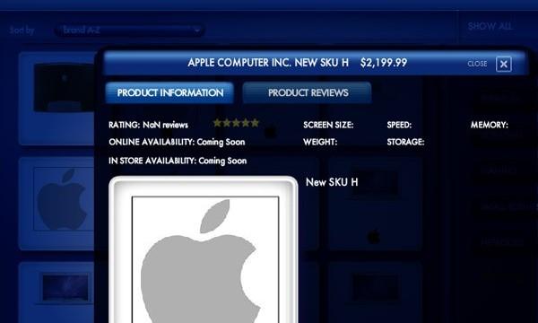 Best Buy har avslørt et helt nytt produktnummer (SKU).