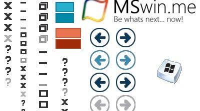 Stemmer ryktene får Windows 8 et klart Metro-inspirert brukergrensesnitt.