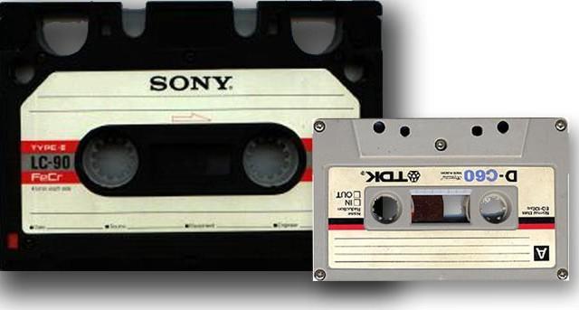 Elcaset skulle konkurrere mot kompaktkassetten, men levde bare i to år.