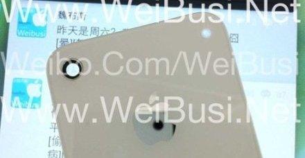 Dette skal ifølge Apple.Pro være baksiden på nye iPhone. Vi er skeptiske.