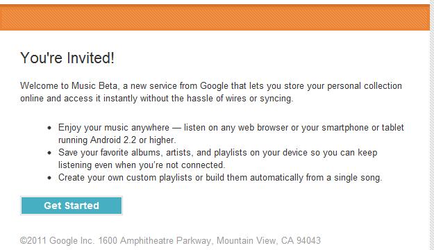 Det tok flere uker før denne e-posten dumpet ned i postkassa.