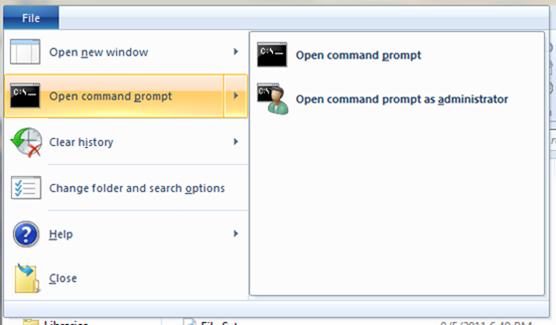 Ribbon-grensesnittet i Windows 8.