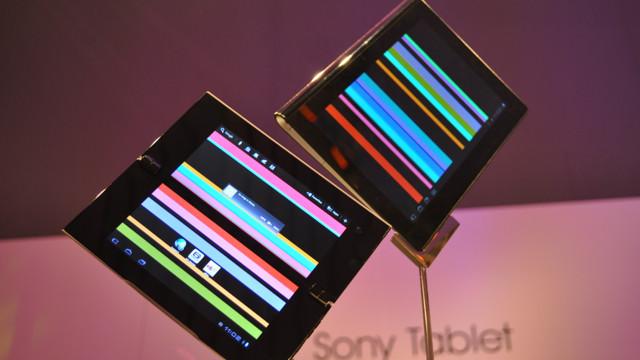 Sonys Tablet kommer i to utgaver - den sammenleggbare Tablet P og den iPad-lignende Tablet S. Vi har prøvd sistnevnte.