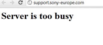 Det er ikke lett å informasjon om hva som skjer i Norge. Dette bildet er tatt 14:07.