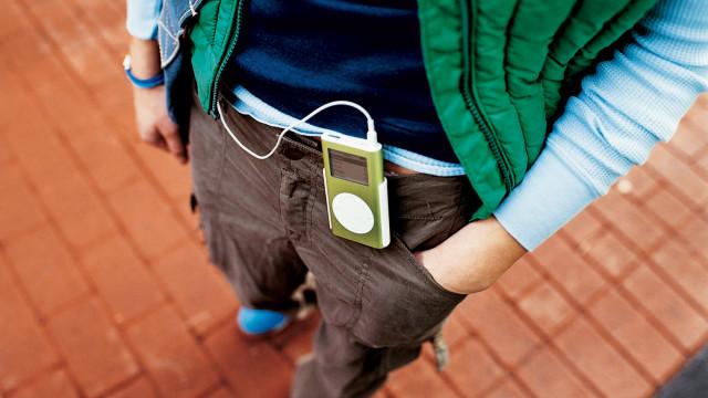 iPod Mini kom i 2004, men forsvant etter få år.