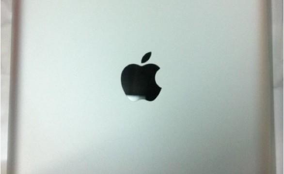 Dette er trolig baksiden på en iPad 3 med 3G.