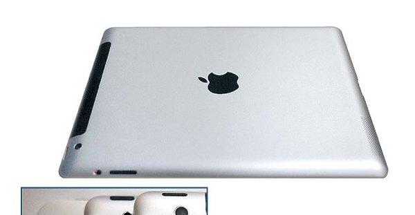 En av de mange påståtte snikbildene av iPad 3... Unnskyld: <em>iPad HD</em>!