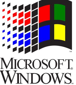 Windows 3.1-logoen.