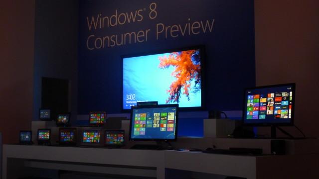 Microsoft har stelt lekkert istand. Det er tydelig at de legger stor vekt på denne lanseringen.