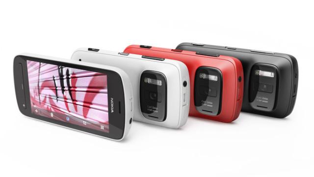 808 med super-kameraet på 41 MP kommer ikke en gang til Norge, men frykt ikke: det gjør nok Nokias Windows Phone med PureView-teknologi.