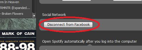 Skulle du oppleve lignende problemer kobler du Spotify-kontoen fra Facebook og aktiverer koblingen igjen om ønskelig. Husk også at du ikke skal logge inn med e-post-adresse etter å ha gjort dette.