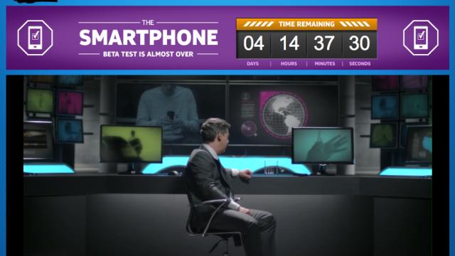 smartphone betatest