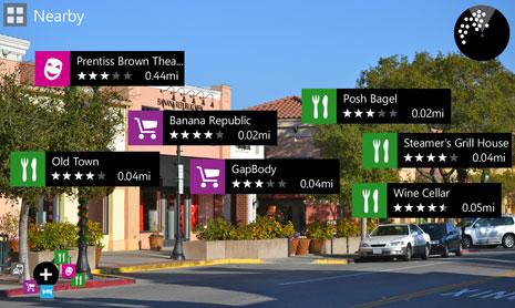 Appen har et enkelt og elegant grensesnitt, akkurat det Windows Phone er kjent for.