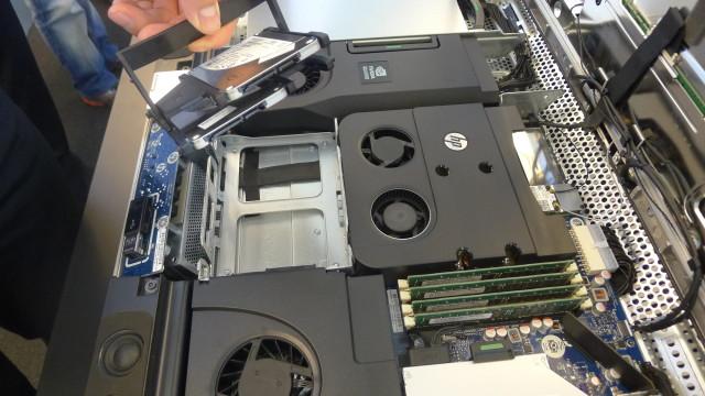 En svært spennende modul-basert alt-i-ett-maskin myntet på designere - selvsagt utstyrt med Xeon-CPUer og Nvidia Quadro-skjermkort.