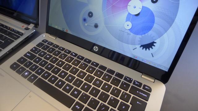 HPs nye Envy-Ultrabook.