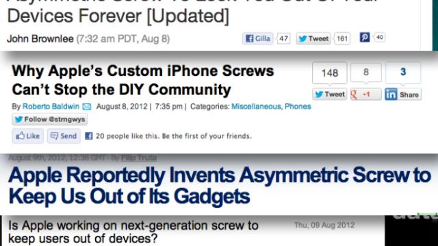 Et knippe titler fra aviser og blogger som plukket opp saken.