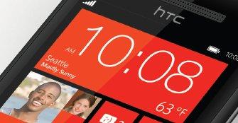 HTC 8X skal trolig vises frem for første gang 19. september. Dette bildet er skaffet til veie av mobil-insideren Football på Twitter.