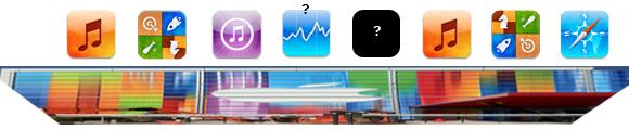 Enda fler apps.