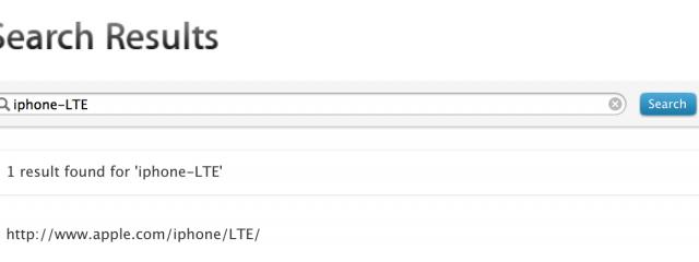Ikke overraskende: iPhone 5 har LTE-støtte, men om den vil fungere på det norske nettet vites ikke.