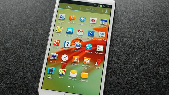 Android/Touch Wiz er velkjent for de fleste Samsung-brukere.