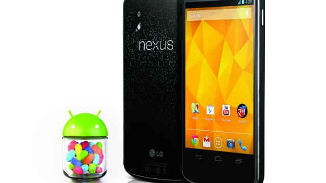 Nexus 4.