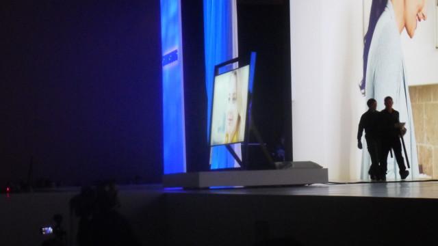 Samsungs OLED-TV.