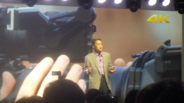 Sonys store styrke: 4K-innhold.