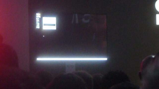 ...og til slutt et kjipt Windows-skrivebord. Ingen god presentasjon av 4K OLED-TV-en. Det kan ikke ha føltes godt for Sony.