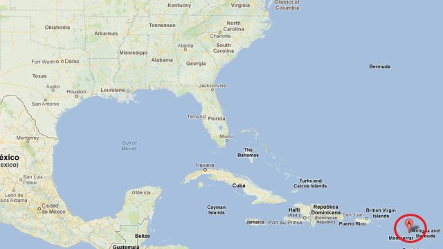 Ikke langt unna en annen gammel USA-fiende ligger Antigua som nå truer USA med å servere hele verden med pirat-film, TV-serier, musikk og programvare.