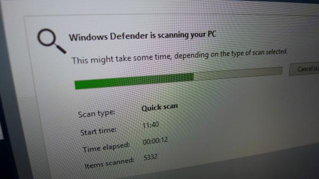 Antivirus på et nettbrett med lukket ARM-plattform er ikke noe vi liker å se.